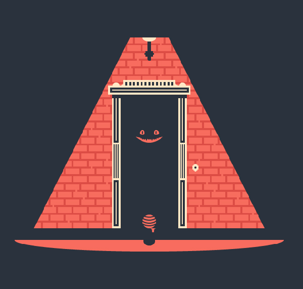 How to Create a Scary Back Alley Scene in Adobe Illustrator