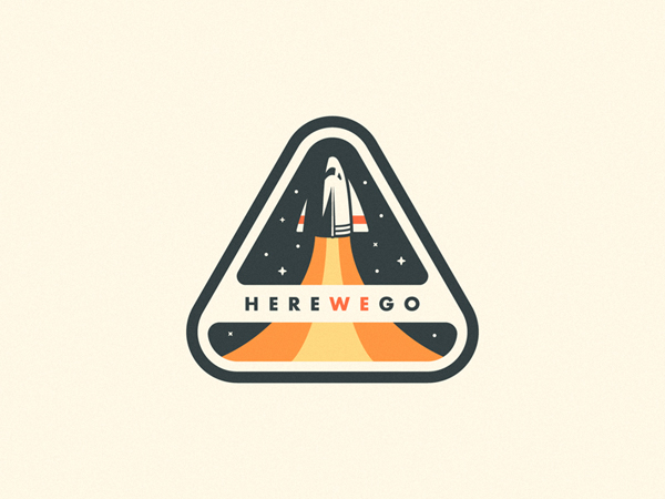 36 Great Concepts of Badge & Emblem Logo Designs - 34