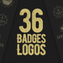 Post thumbnail of 36 Great Concepts of Badges Logo Design