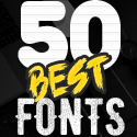50 Best Handwritten Script, Brush & Vintage Fonts