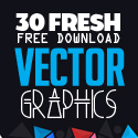 Post thumbnail of 30 Free Vector Graphics and Vector Elements Download