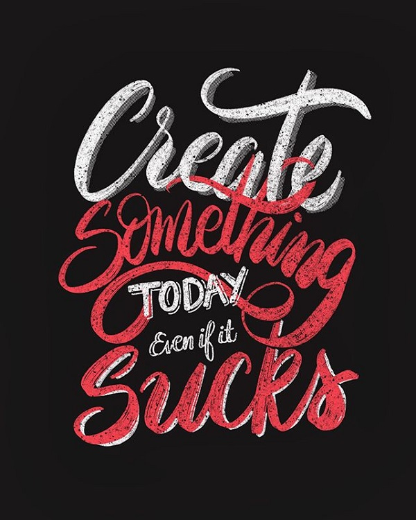 Lettering and Typography Design - 30