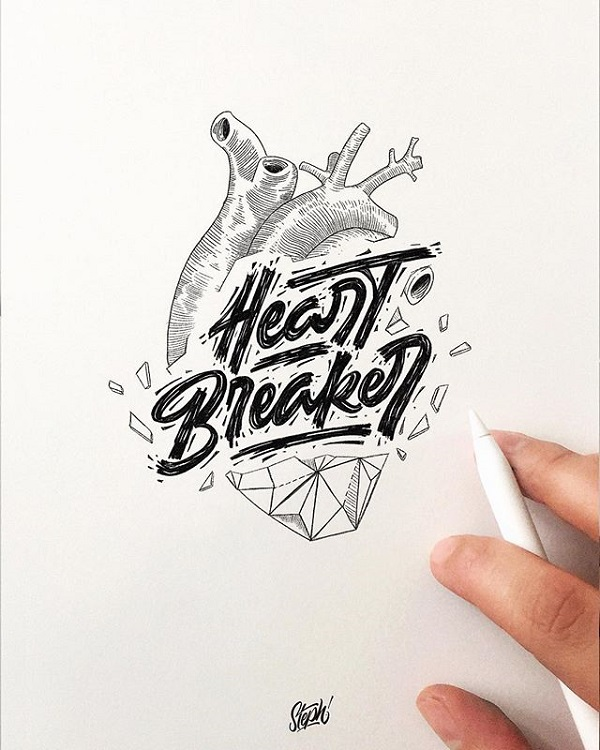 Lettering and Typography Design - 8