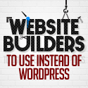 Post Thumbnail of 5 Professional Website Builders to Use Instead of WordPress