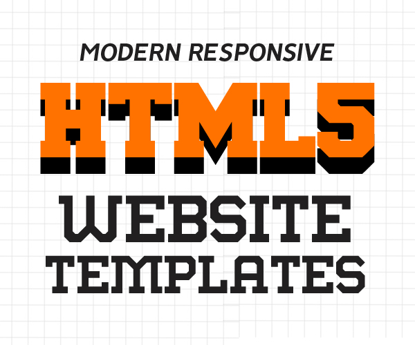 20 Fresh Multipurpose Responsive HTML5 Templates
