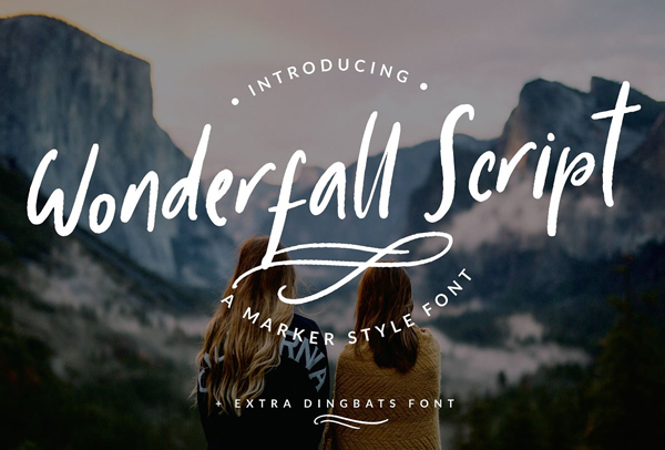 100 Greatest Free Fonts For 2019 - 28