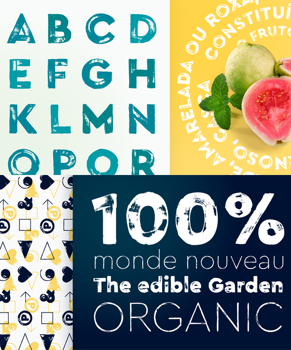 New Fresh Free Fonts | Fonts | Graphic Design Junction