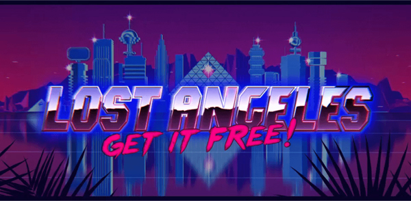 Lost Angeles Free Font