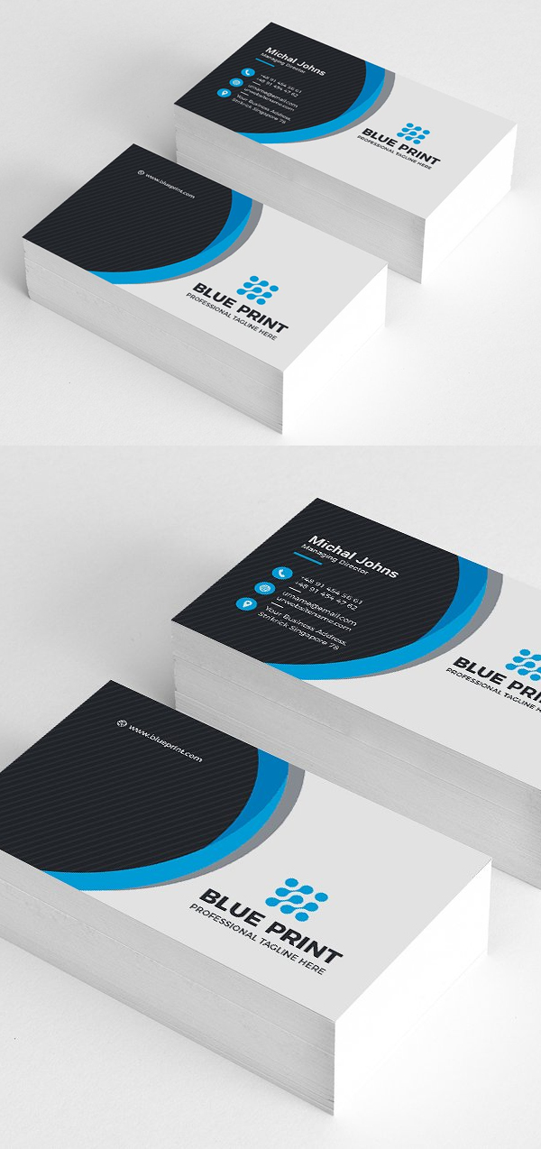 Graphic design junction on feedspot rss feed corporate business card design reheart Image collections