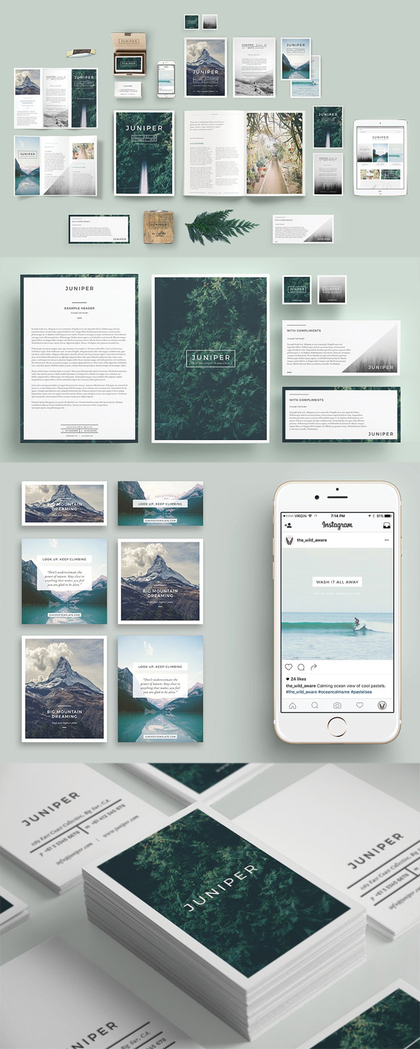 Juniper Branding Bundle
