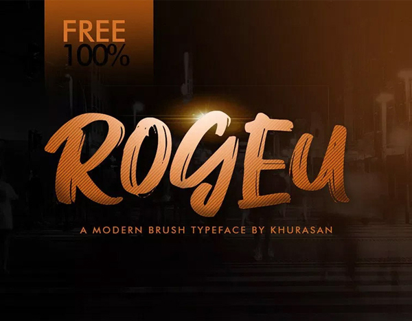 100 Greatest Free Fonts for 2020 - 48