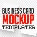 Post thumbnail of Realistic Business Card Mockup Templates (20+)