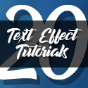 Post thumbnail of New Free Text Effect Photoshop and Illustrator Tutorials (20 Tuts)