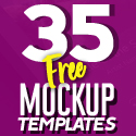 Post Thumbnail of 35 New Useful Free PSD Mockup Templates