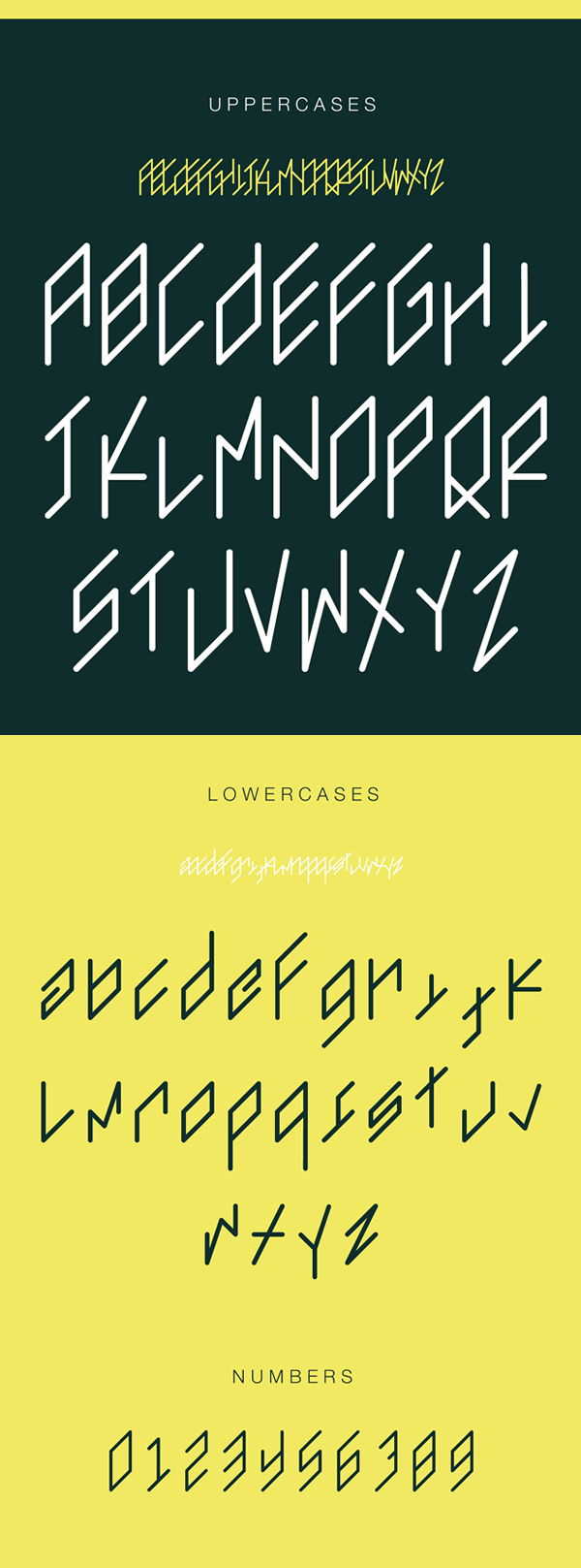 Meredith Font Letters