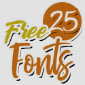 Post Thumbnail of Free Fonts: 25 New Fonts for Graphic Designers