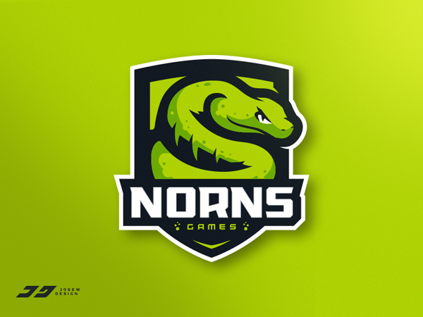 Nornsgames Badge by José Rey