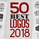 Post thumbnail of 50 Best Logos Of 2018