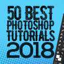 Post thumbnail of 50 Best Adobe Photoshop Tutorials Of 2018