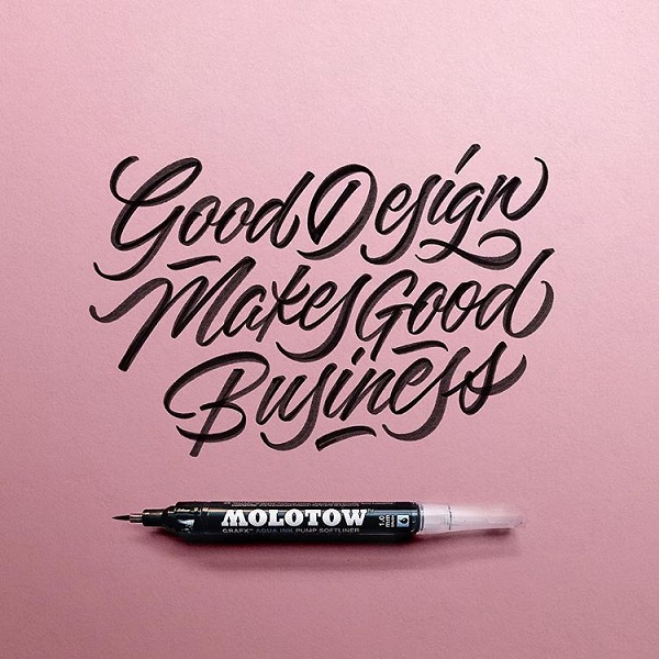 Fresh Remarkable Lettering and Typography Design for Inspiration - 1