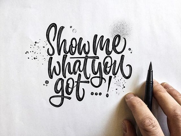 Fresh Remarkable Lettering and Typography Design for Inspiration - 10
