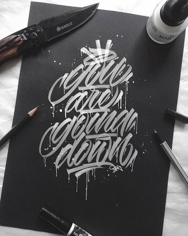 Fresh Remarkable Lettering and Typography Design for Inspiration - 18