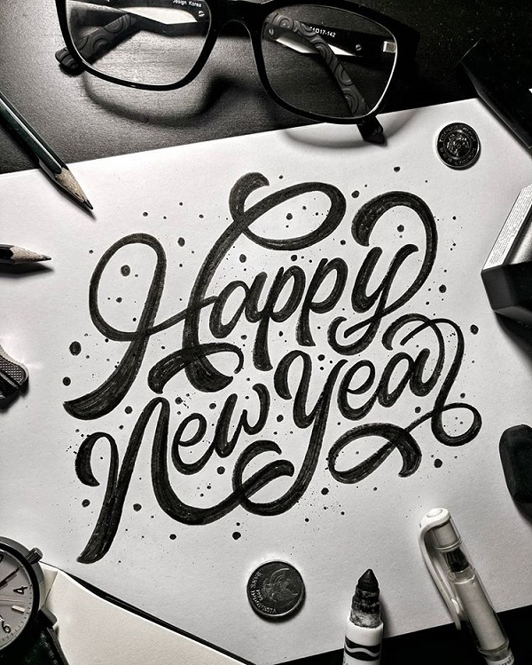 Fresh Remarkable Lettering and Typography Design for Inspiration - 25