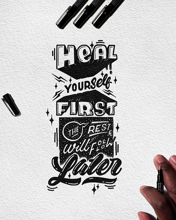Fresh Remarkable Lettering and Typography Design for Inspiration - 26