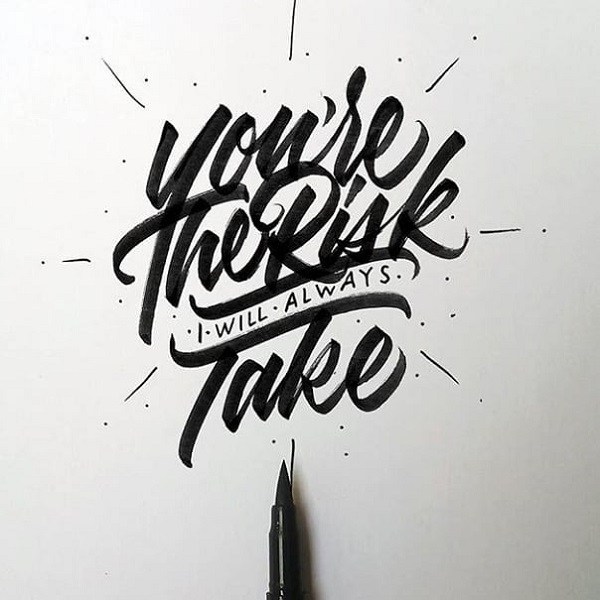 Fresh Remarkable Lettering and Typography Design for Inspiration - 3