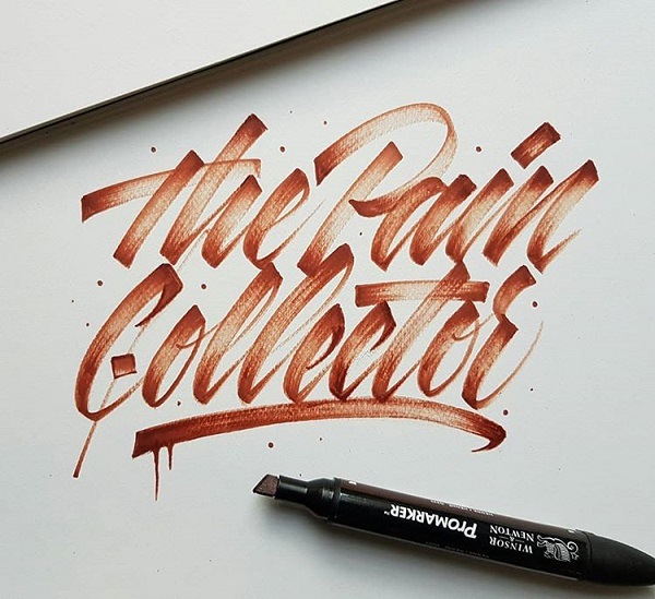 Fresh Remarkable Lettering and Typography Design for Inspiration - 30