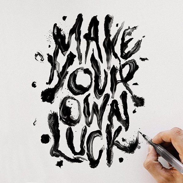 Fresh Remarkable Lettering and Typography Design for Inspiration - 31