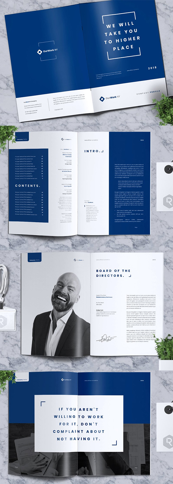 Ourwork - Company Profile