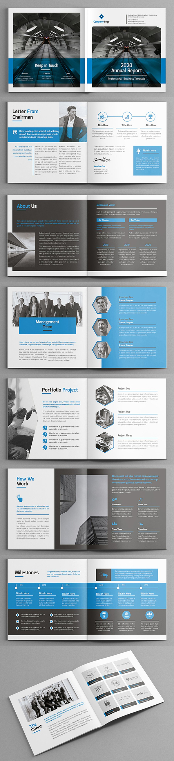 Mblandang - Square Annual Report