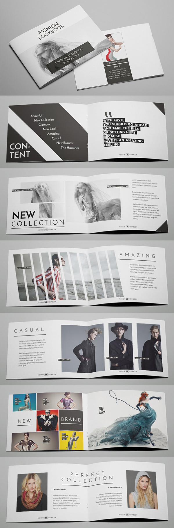 Orchid - Fashion Brochure