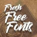Post Thumbnail of Fresh Free Fonts for Graphic Designers