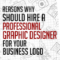 Post Thumbnail of 6 Reasons Why Should Hire a Professional Graphic Designer for Your Business Logo