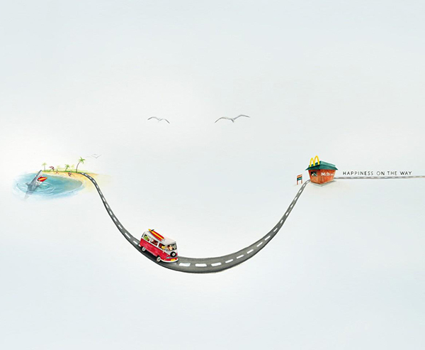Hilarious and Clever Print Advertisements - 11