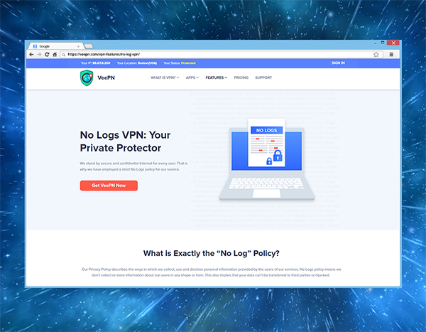 VPN Service by VeePN