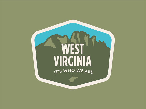 West Virginia Badge Logo