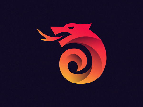 Dragon Logo Design