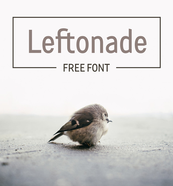 100 Greatest Free Fonts for 2020 - 95