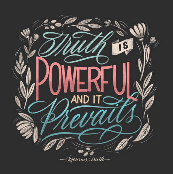 30 Remarkable Lettering and Typography Design for Inspiration - 24
