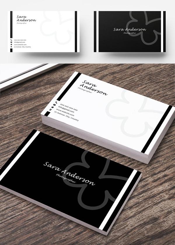 Business Card - Butterfly
