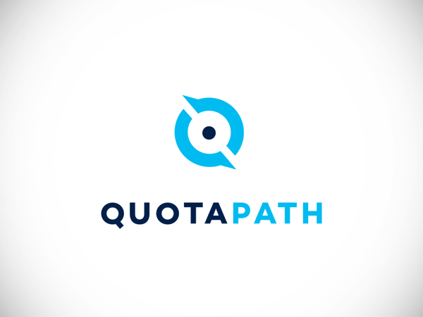 QuotaPath logo by Brent Palmer