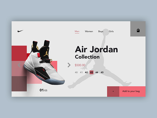 50 Modern Web UI Design Concepts with Amazing UX - 17