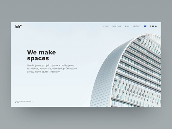 50 Modern Web UI Design Concepts with Amazing UX - 31