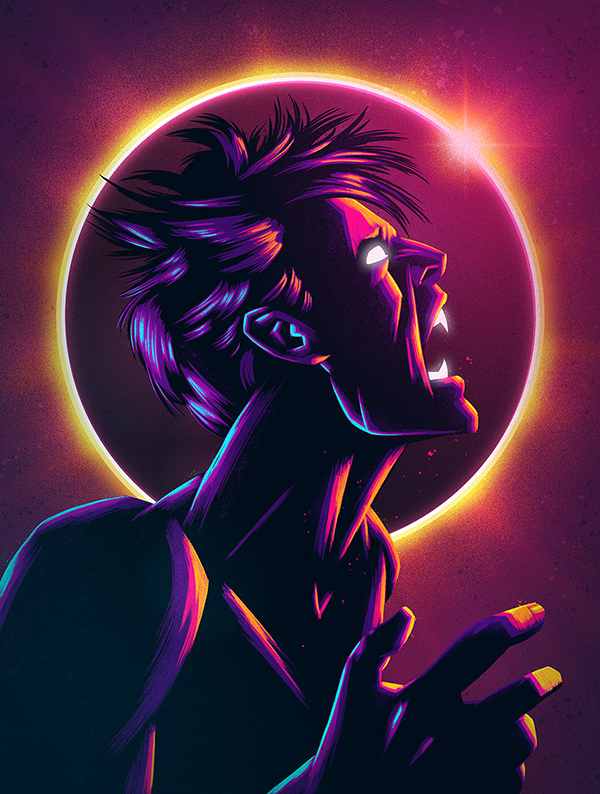 Amazing Digital Illustrations by James White - 2