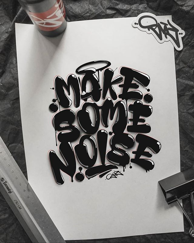 Handmade Lettering and Typography Designs - 23