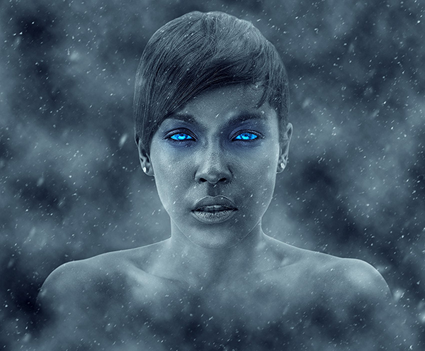 How to Create a Frozen Winter Adobe Photoshop Effect Action