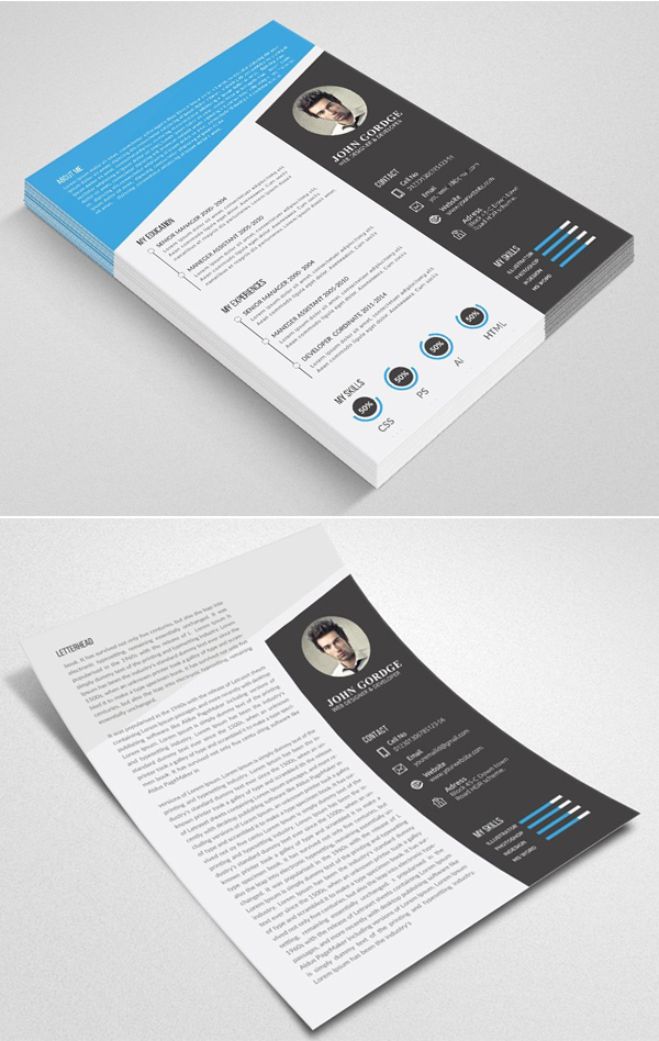 Ms Word CV Resume